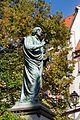 Toruń, pomnik Mikołaja Kopernika, Rynek Staromiejski (OLA Z.).JPG