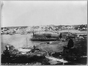 Boothbay Harbor, Maine - Image: Totally Free Images com 375313 Standard preview