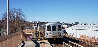 Clifton station (Staten Island Railway) Staten Island Railway station