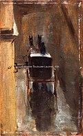 Toulouse-Lautrec - UN COUPE ATTELE VU D'ARRIERE, 1879, MTL.2.jpg