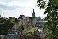 Tour Quiqu'en Grogne et maison médiévale Bourbon l'Archambault.Allier..jpg