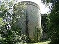 Tour de la chapelle chateau de Touffou.JPG
