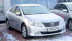 Toyota Camry 2011 in Russian Federation.jpg