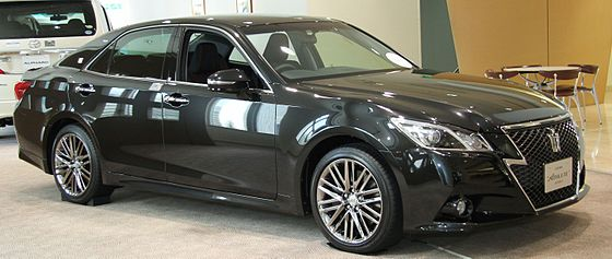 Toyota Crown Athlete 3.5 | DRIVE2