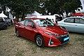 Toyota Prius Plug-in at Legendy 2018 in Prague.jpg
