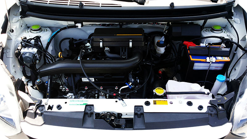 File Toyota Wigo G Engine Jpg Wikimedia Commons