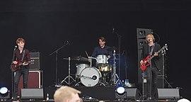 Debris at the Haldern Pop Festival 2013: Paul Pötsch, Tammo Kasper, Maximilian Fenski