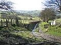 Track to Bryneglwys - geograph.org.uk - 352574.jpg