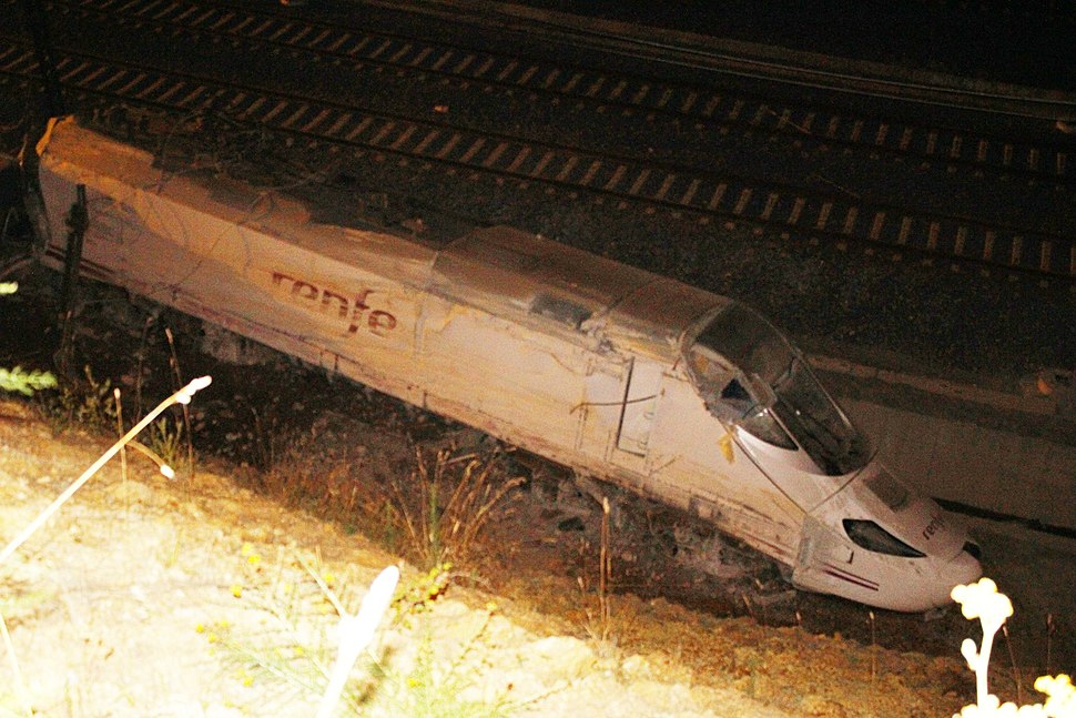 Tragedia en Santiago de Compostela (o)