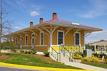 Train Depot, Morganton, North Carolina (2008).jpg