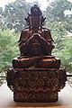 Trammell & Margaret Crow Collection of Asian Art August 2017 7 (Seated Vairocana Buddha).jpg