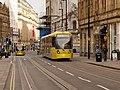 Trams on Cross Street, Metrolink Second City Crossing, David Dixon, 5301810.jpg