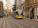 Trams on Cross Street, Metrolink Second City Crossing, David Dixon, 5301810.jpg