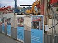 Travaux T6 - Viroflay - Chantier de la station rive Droite - Lot 46 - Aout 2012 (2).jpg