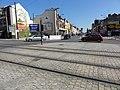 Travaux de la branche vers Vieux-Condé de la ligne B du tramway de Valenciennes en mai 2012 (005).JPG