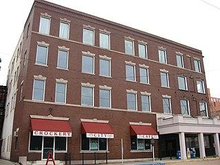 Travelers Hotel United States historic place