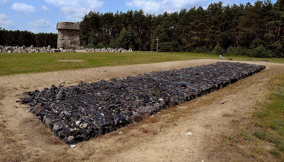 Treblinka Cremation Pit 2