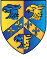 Trinity College Oxford Coat Of Arms.svg