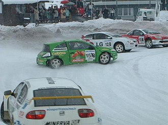 Andros Trophy - The 2010 Trophée Andros at Serre Chevalier