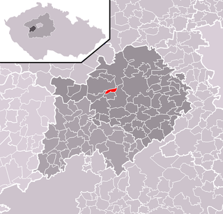 Trubská Municipality and village in Central Bohemian Region, Czech Republic