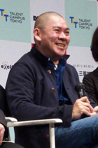 Tsai Ming-liang - Tsai in 2013