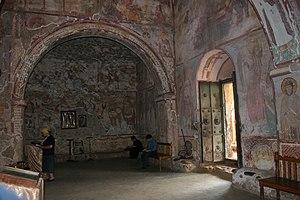 Tsalenjikha Cathedral - Tsalenjikha Cathedral (interior)
