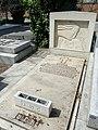 Tumba de José García Armendaritz, cementerio civil de Madrid.jpg