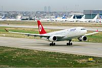 TC-JNA - A332 - Turkish Airlines
