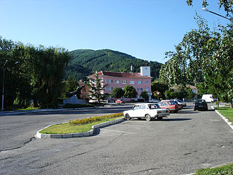 Tvarditsa, Sliven Province - Image: Tvardica center