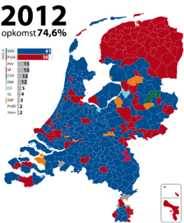 2012 Dutch general election election