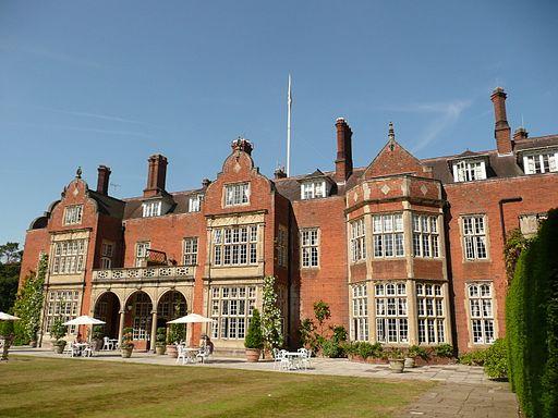 Tylney Hall, Hampshire