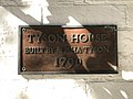 Tyson House (c. 1790), 1110 Cathedral Street, Baltimore, MD 21201 (37346854580).jpg