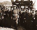 Tzar Ferdinand at proclamation of Bulgarian-independence.jpg