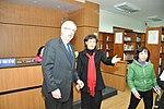 U.S. Ambassador David Shear visits the National Library (6639659371).jpg