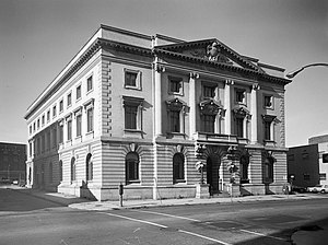 Old Norfolk City Hall - Image: U.S. Post Office & Federal Courts Building, 235 East Plume Street (Norfolk city, Virginia)