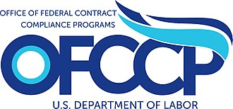 Office of Federal Contract Compliance Programs - Image: US OFCCP logo