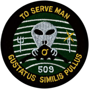 509th Operations Group - Image: USAF 509th Operations Group Unofficial Patch