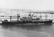 USAT Willard A. Holbrook in Australia