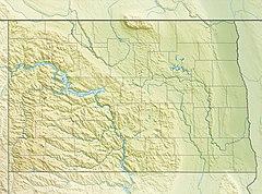 Poco Missouri River (North Dakota) si trova a North Dakota