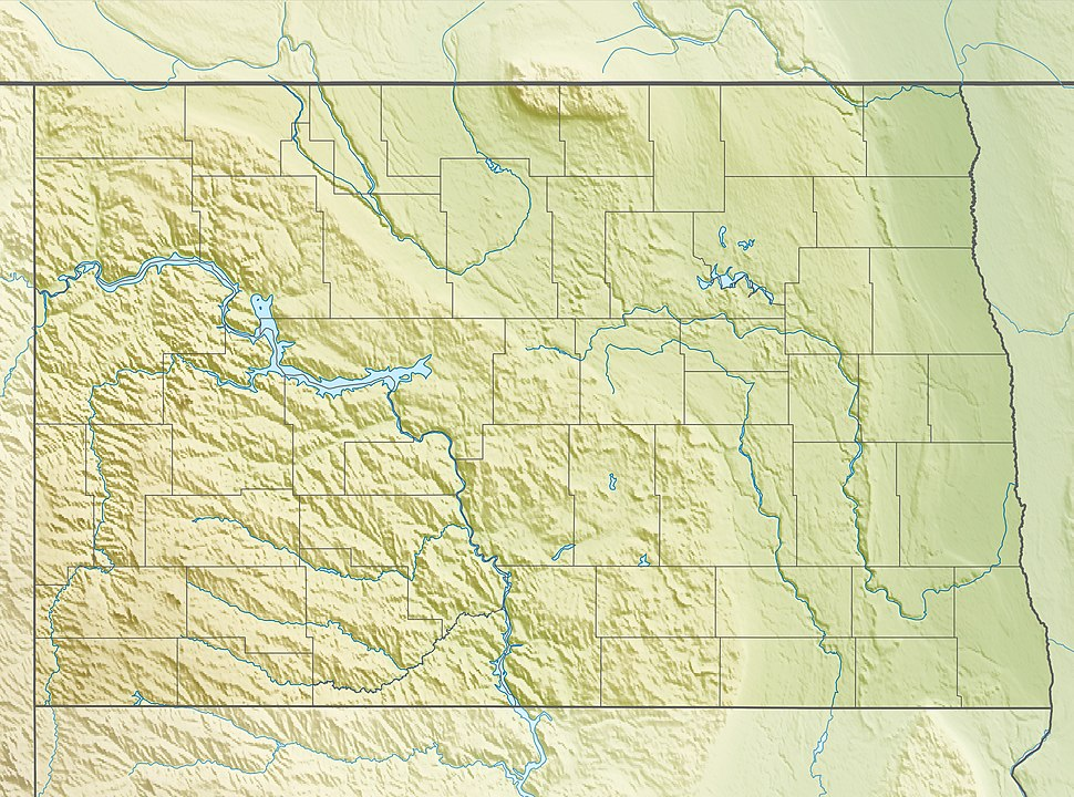 Fargo is located in North Dakota