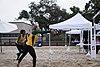 USF sand Volleyball 2016 season @ Stanford (25619763462).jpg