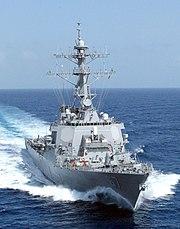 USS Cole (DDG 67) (az USA haditengerészetének egyik Arleigh Burke osztályú rombolója)