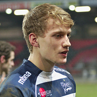 Mike Haley (rugby union) English rugby union player
