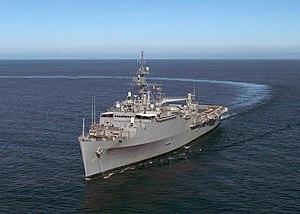 USS Duluth (LPD-6) - Image: USS Duluth (LPD 6)