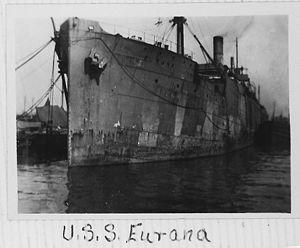 Farrell Lines - SS Alamar
