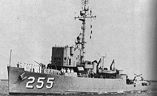USS <i>Jubilant</i> (AM-255)