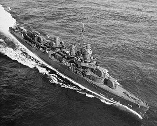 USS <i>McKee</i> (DD-575)