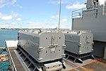 USS Missouri - Missile Launchers (6180411878).jpg