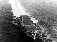 USS San Jacinto (CVL-30) underway at sea on 23 January 1944 (80-G-212799).jpg