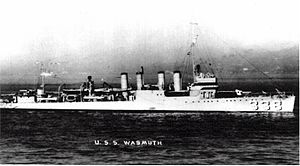 USS Wasmuth (DD-338)